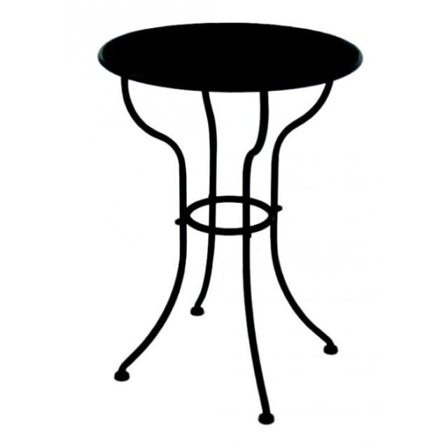 Gartentisch Inizio Eisen Metalltisch Rund Beistelltisch Tisch