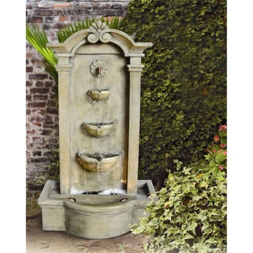 Southwestern Indoor Outdoor Floor Water Fountain with LED Light Outdoor Decor | eBay  Purchase from http://stores.ebay.com/jodezegiftsnmore