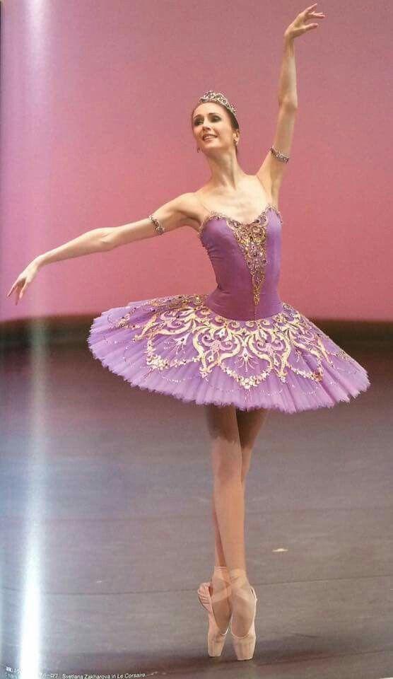 "<<Svetlana Zakharova (Bolshoi Ballet) as Medora # ""Le Corsaire"">>"