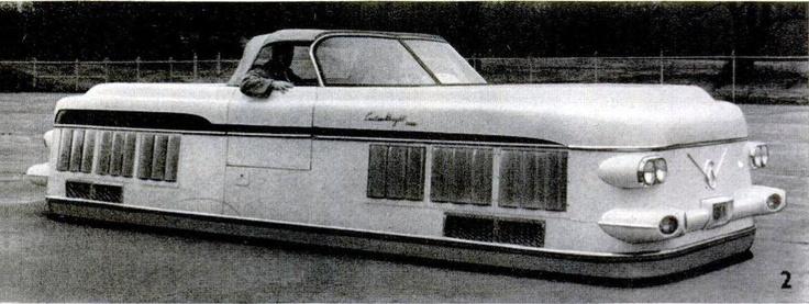 Curtiss Wright 2500 Aircar (1959)