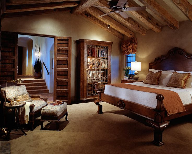 151 Best Rustic Bedrooms Images On Pinterest