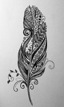 25 beste idee n over veer tattoo ontwerp op pinterest veer tattoo voet veertatoeages en. Black Bedroom Furniture Sets. Home Design Ideas