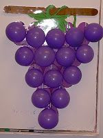 Hands On Bible Teacher: Twelve Spies - I am just imagining this as purple balloons attached to the wall...and a game involving popping the balloons which would contain the memory verse