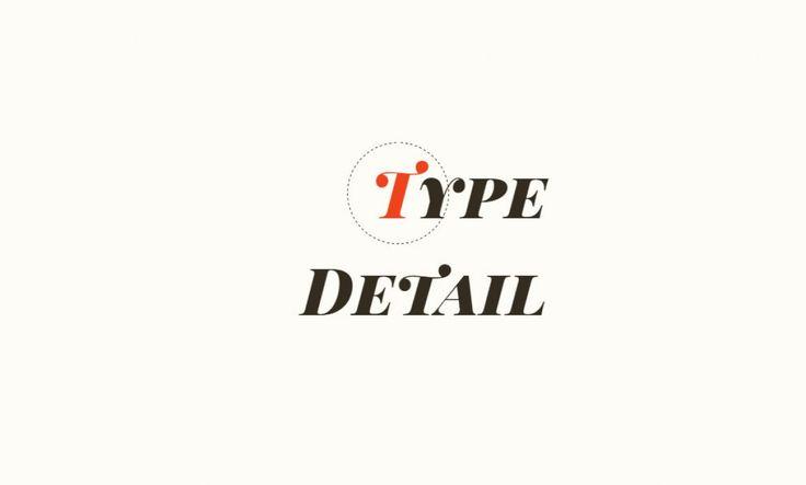 """ΤΟ PROJECT """"TYPE DETAIL"""""""
