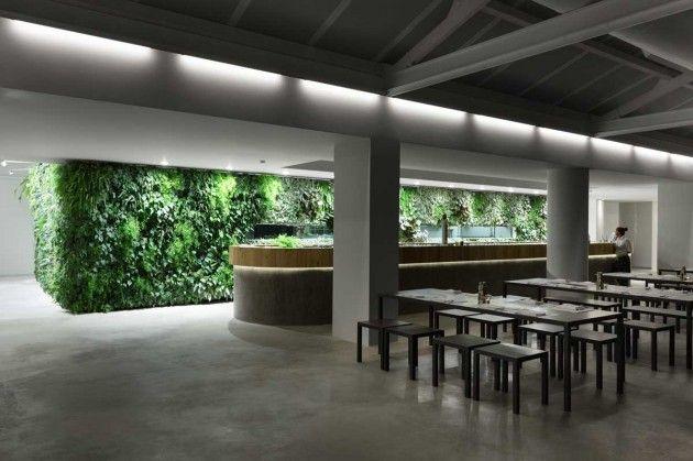 Espaço Espelho d'Água by Vertical Garden Design » CONTEMPORIST