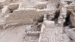 Ancient fortress discovery may solve one of Jerusalem's great archaeological mysteries