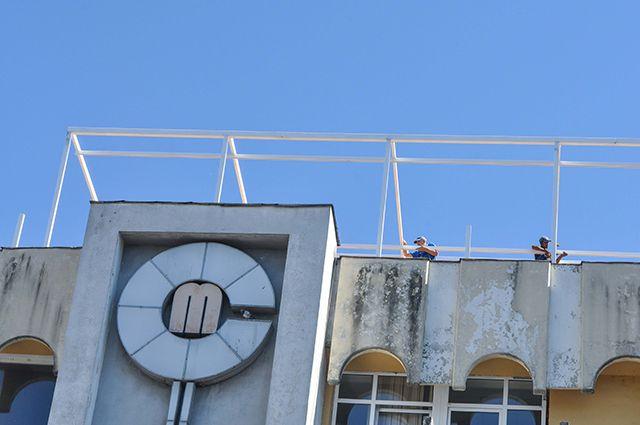 Amenda pentru o terasa ilegala, la Modex   timisoaraazi