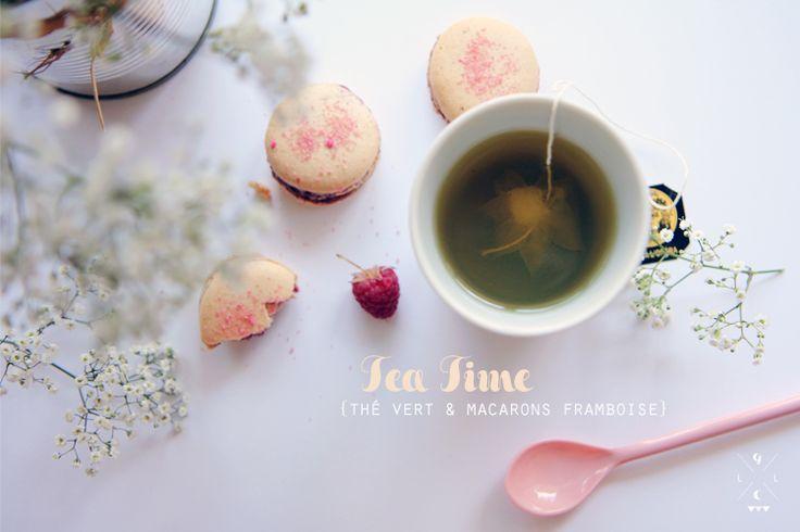 Macarons - It's tea Time!