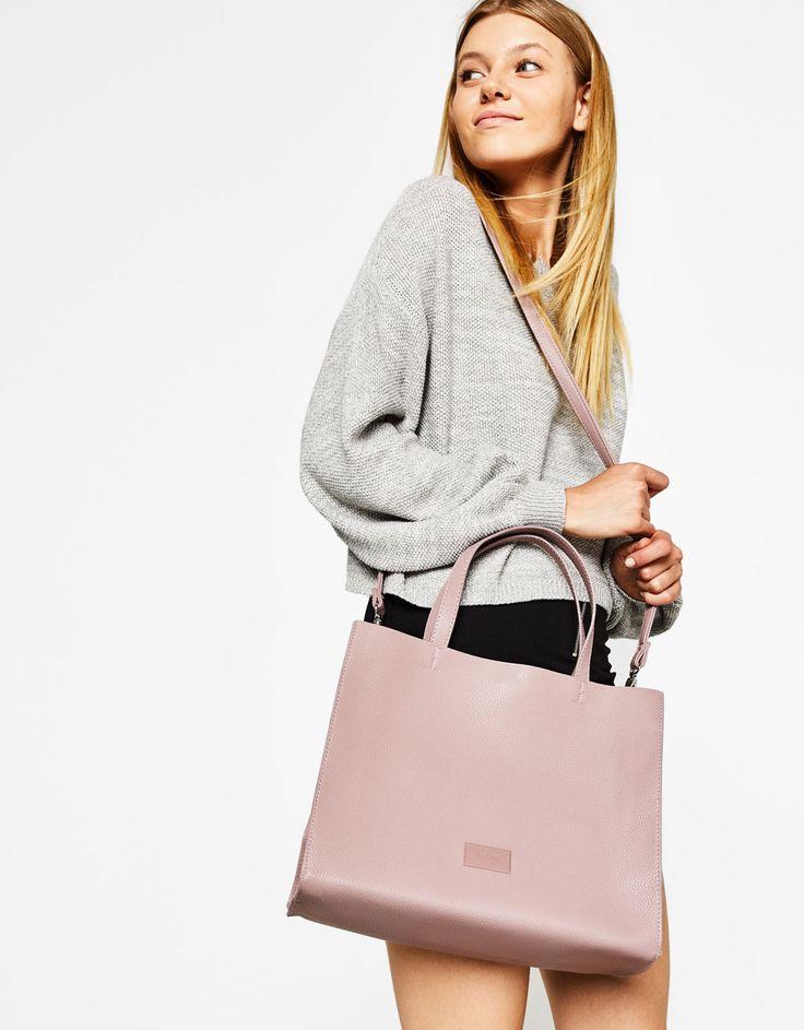 Τσάντα shopper μαλακή