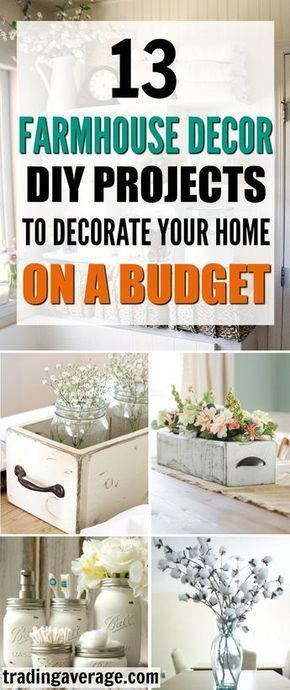 are you looking for diy decor to decorate your home with farmhouse rh in pinterest com