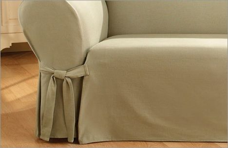 Finally Organic Cotton Slipcovers From Surefit Chair