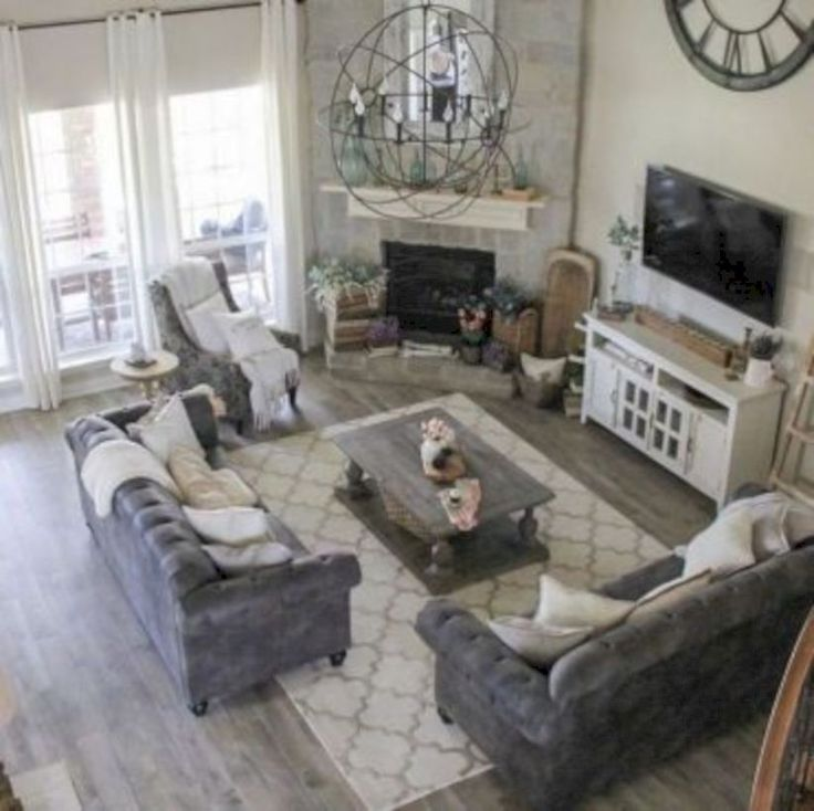 48 Comfortable Family Room Design Ideas We Want To Relax In All Day Long Petrolhat Com Living Room Furniture Layout Livingroom Layout Living Room Remodel