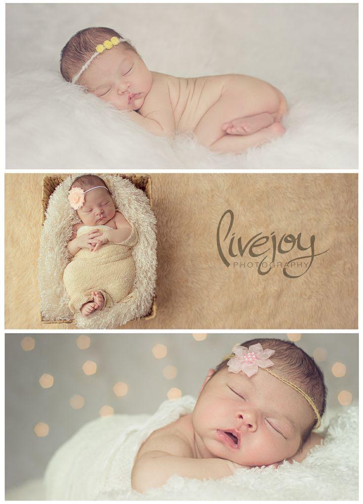 Newborn session in salem oregon dahlia