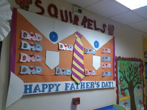 father's day classroom crafts