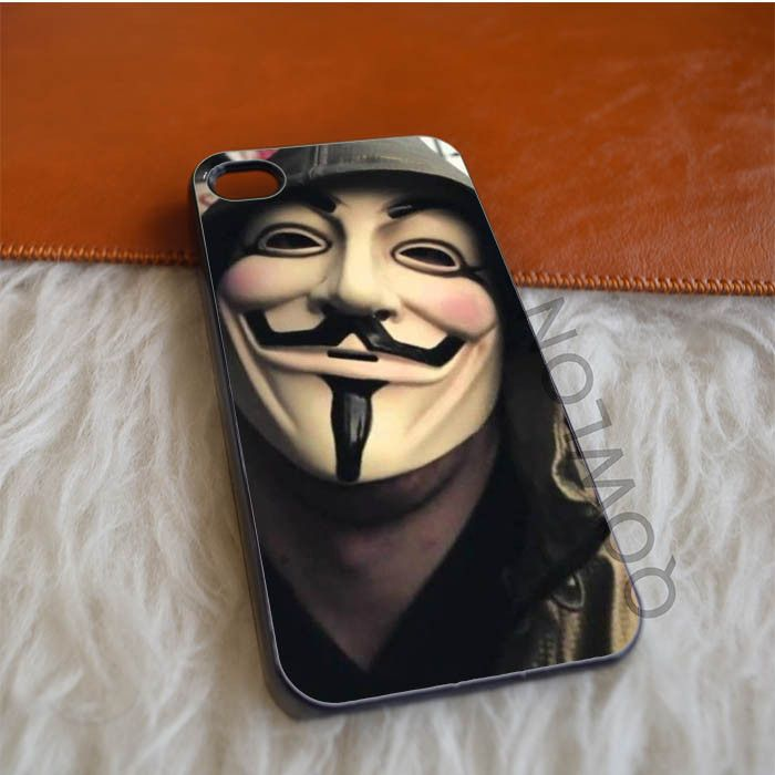 Anonymous Toulouse Nicky Romero iPhone 4 | 4S Case