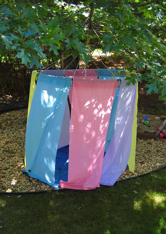Outdoor fort for kids: Outdoor Storage, Storage Solutions, Children Plays, 12 Outdoor, Awesome Forts, Outdoor Plays, Shower Curtains, Teas Parties, Hula Hoop Forts