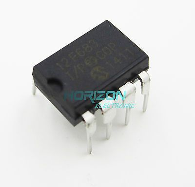 >> Click to Buy << PIC12F683-I/P PIC12F683 12F683 Microctroller CHIP DIP-8 #Affiliate