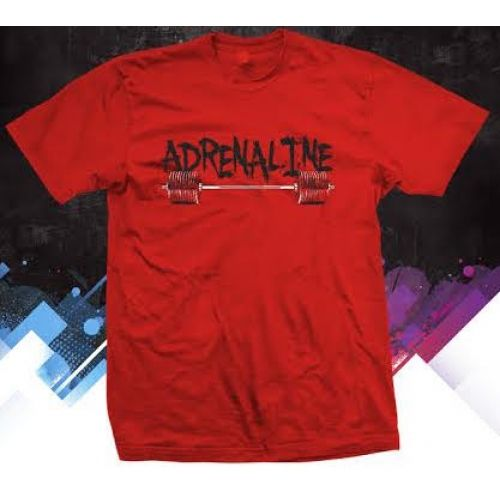 Adrenaline performance T shirt. Stay dry with our Gilden performance Adrenaline tshirts. #adrenalineapparel #tshirts #dryfit #gildenperformance