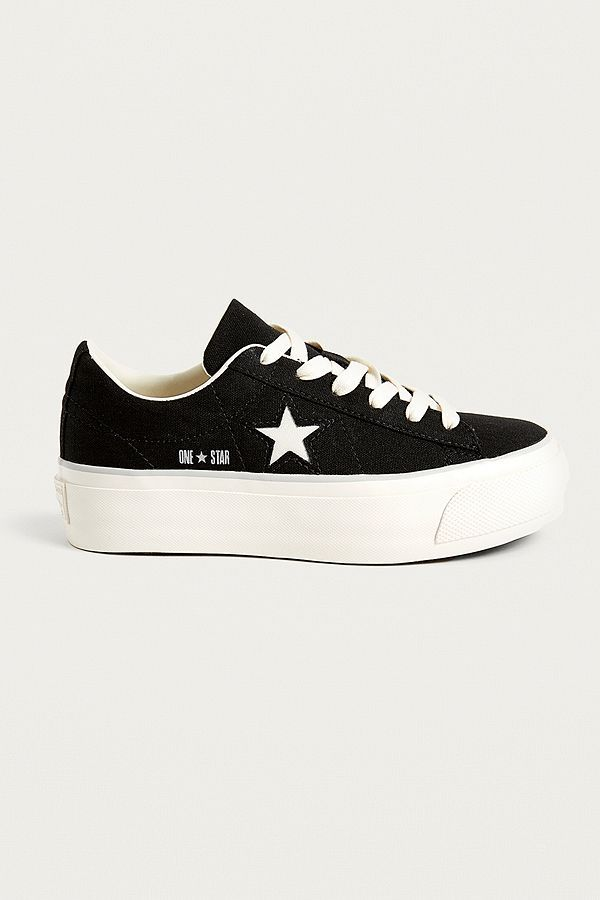 converse plateforme one star