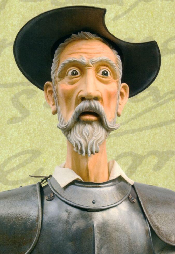 Casco Don Quijote. Sombrero de la armadura del Quijote, coleccionismo | Beautiful, good ...