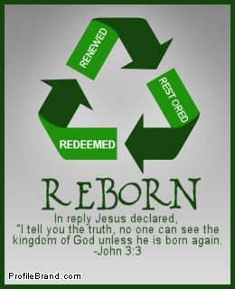 Jesus declared that no one can see the Kingdom of God Unless he is born again. Being Born Again is not having a New Religion but having a Deeper Relationship with God.