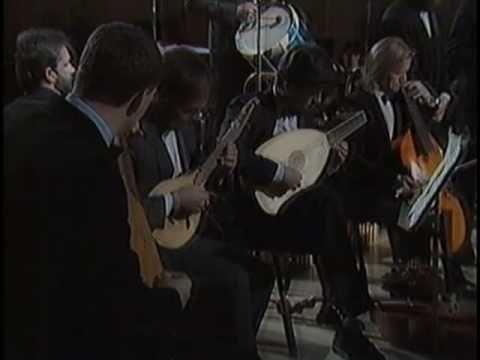 """Hortus Musicus plays Arvo Part's """"Fratres"""""""