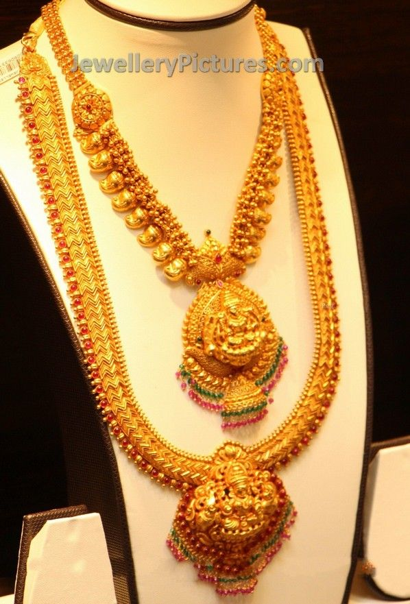 wedding jewellery collections in malabar gold kerala ...