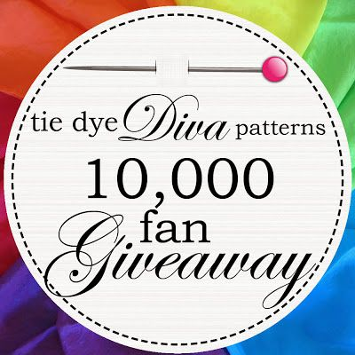 Tie Dye Diva Patterns: Tie Dye Diva Patterns 10,000 Fan Giveaway Celebration These guys are awesome!
