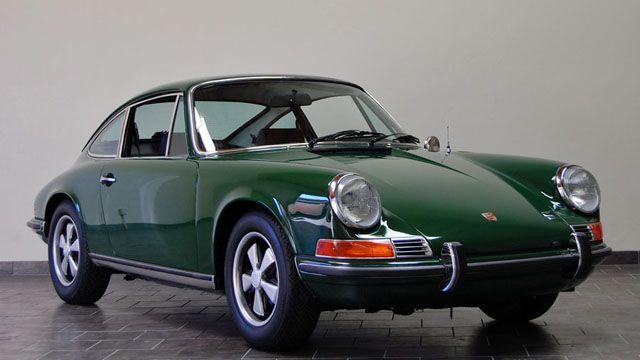 Cars Previously Sold Porsche 911 1970 Porsche 911s