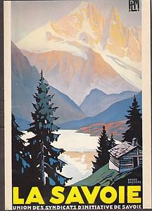 Vintage Travel Poster - France - Nugeron