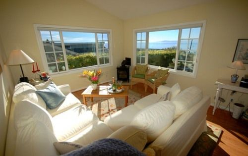 It's my favorite view which I dream it.... <3 Paradise Cottage - Ocean Views & Delightful Garden