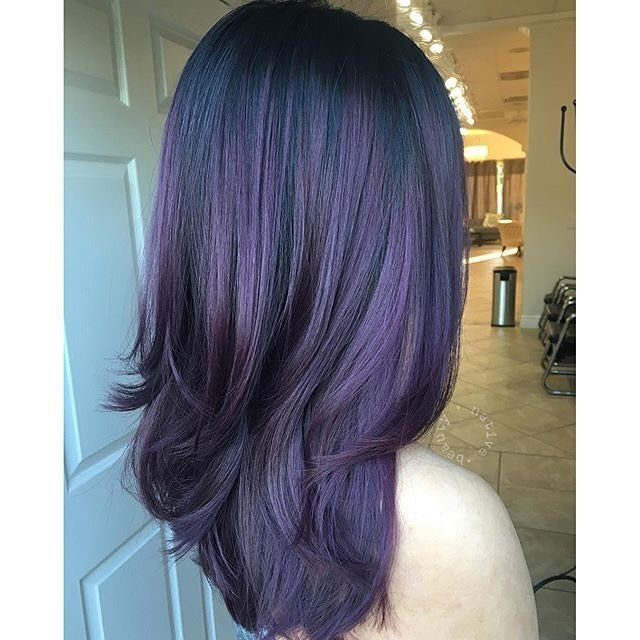 GRAPE  • #ColorSync 5VV is everything! #beautynative ™@_beautynative   Content shared via Matrix Inspiration Gallery