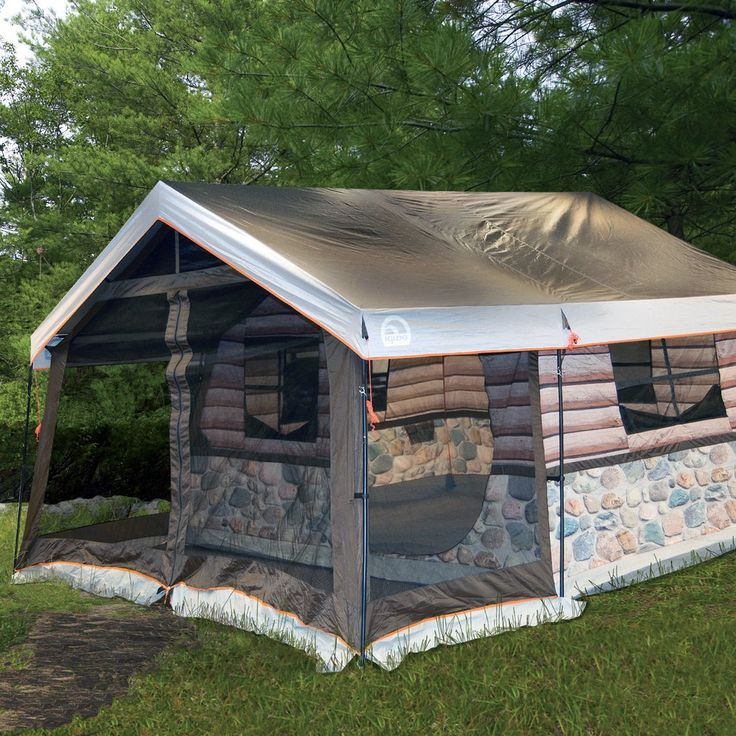 25 Best Ideas About Cabin Tent On Pinterest Family Tent