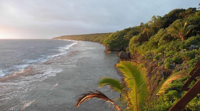 E6GG Activation DX sur l'île de Niue