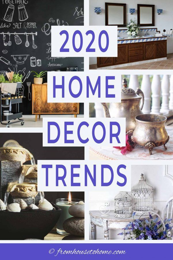 2020 Interior Design Trends The Most Popular Home Decor Trends According To Pinterest In 2020 Trending Decor Popular Decor Home Decor Trends