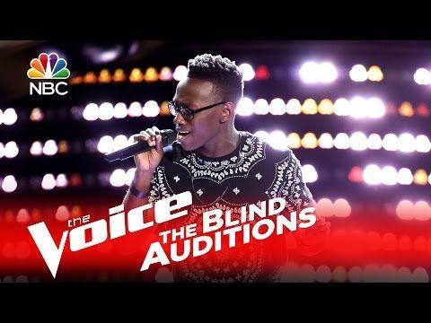 "The Voice 2016 US : Brian Nhira chante ""Jesus loves me"" à la demande de Pharrell Williams"