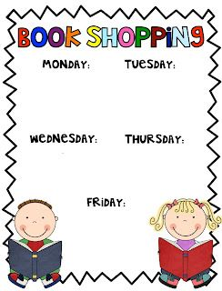 What the Teacher Wants!: Daily 5 {Listen to Reading & Book Shopping}