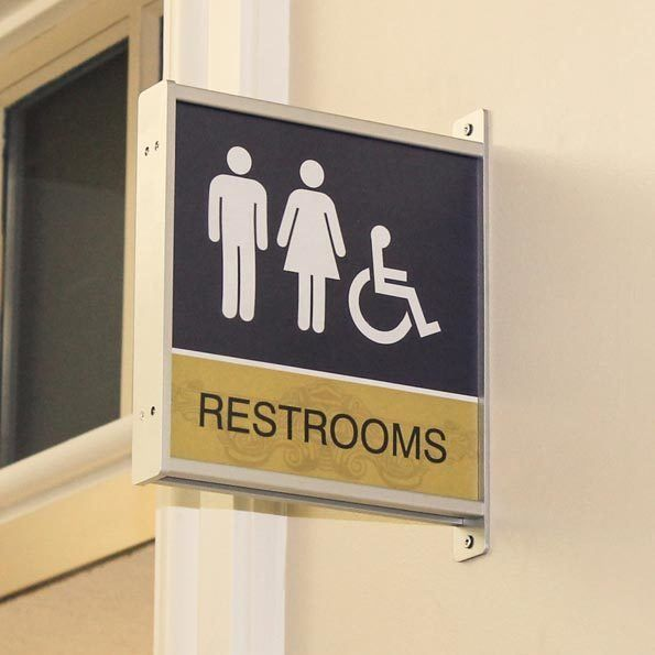 Make sure your office is compliant with ADA sign regulations.