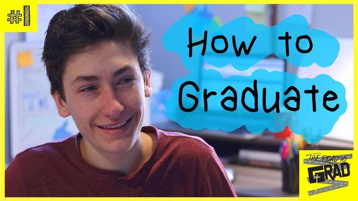 How To Graduate High School - Ep #1 The Road to GRAD