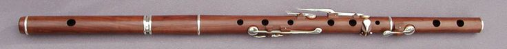 Terry McGee's Irish flutes - models available