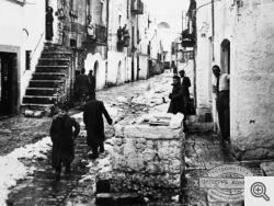 San Marco in Lamis: il quartiere della 'Padula' dove nacque Joseph Tusiani