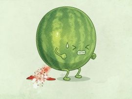 Funny Watermelon (click to view)