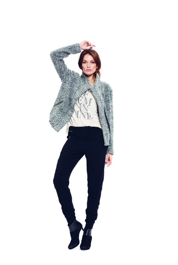 soyaconcept - jacket - blazer - t-shirt - blouse - top - pants