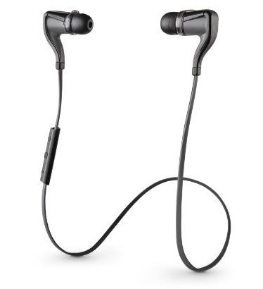 Plantronics BackBeat GO 2 Bluetooth In-Ear Headphones
