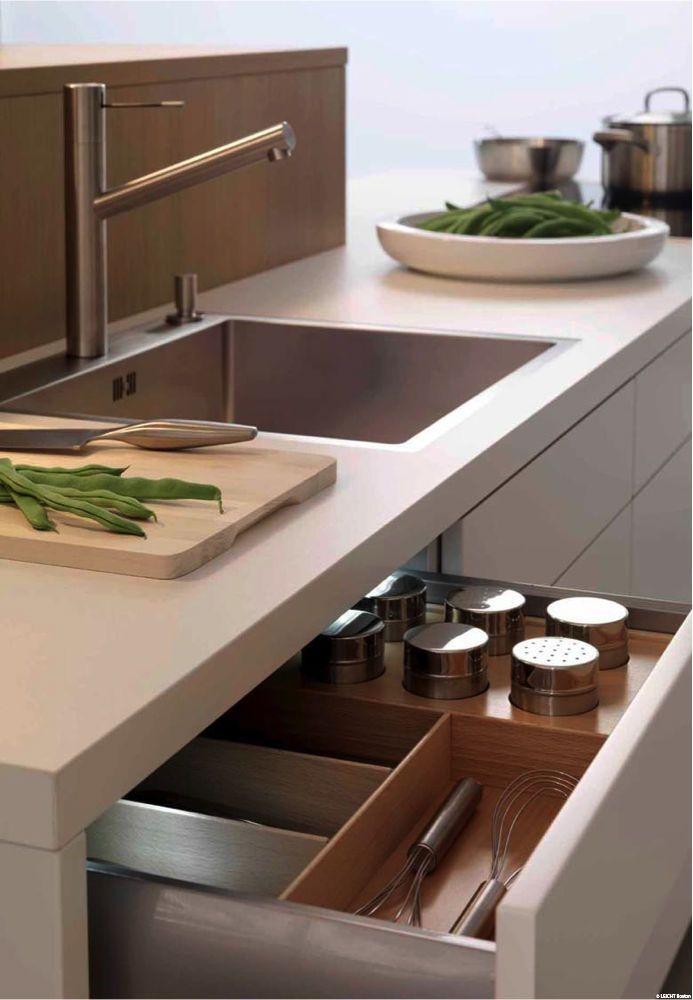 Image Gallery of Luxury German Kitchens