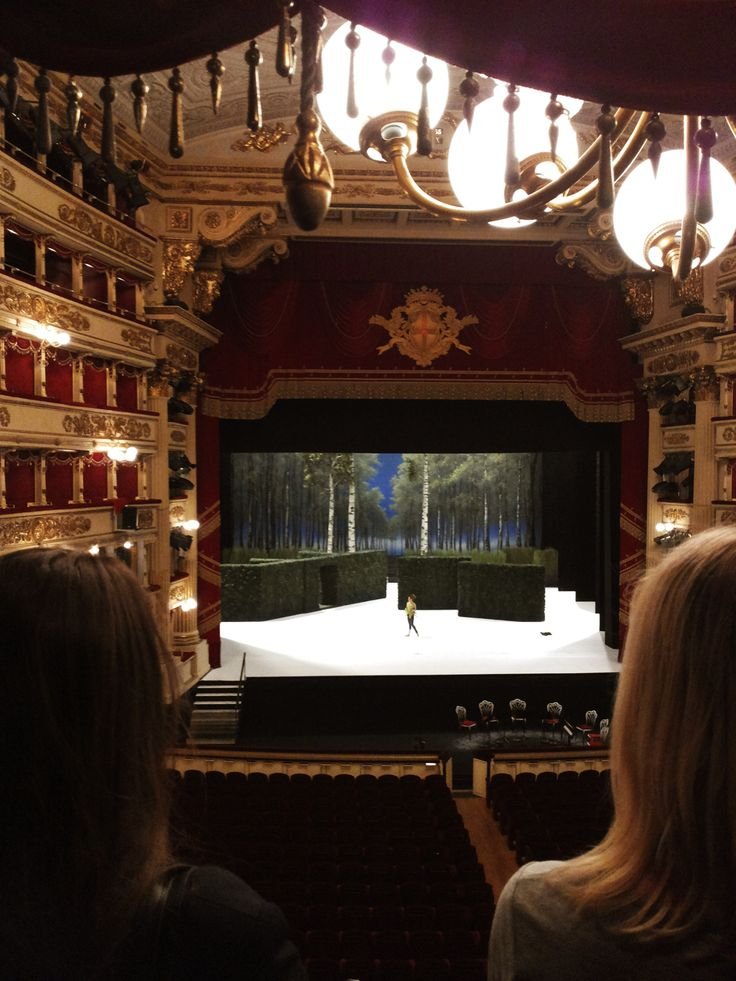 Teatro alla Scala is one of the most prestigious opera house all over the world. Have a private tour with us. tour@milanoarte.net