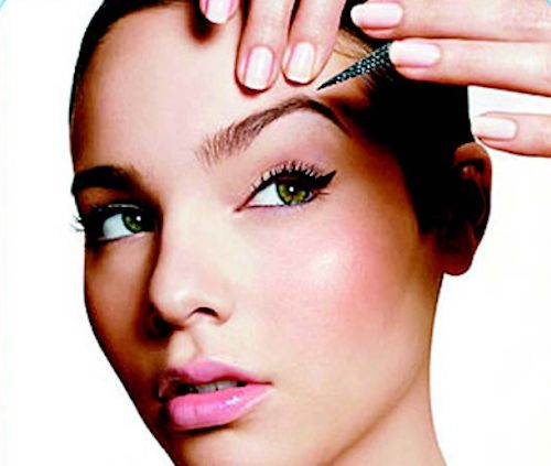 Latest Thick Eyebrow Shapes Ideas | Eyebrow Shapes 2012 - Eyebrow Shaping, Styling and Threading