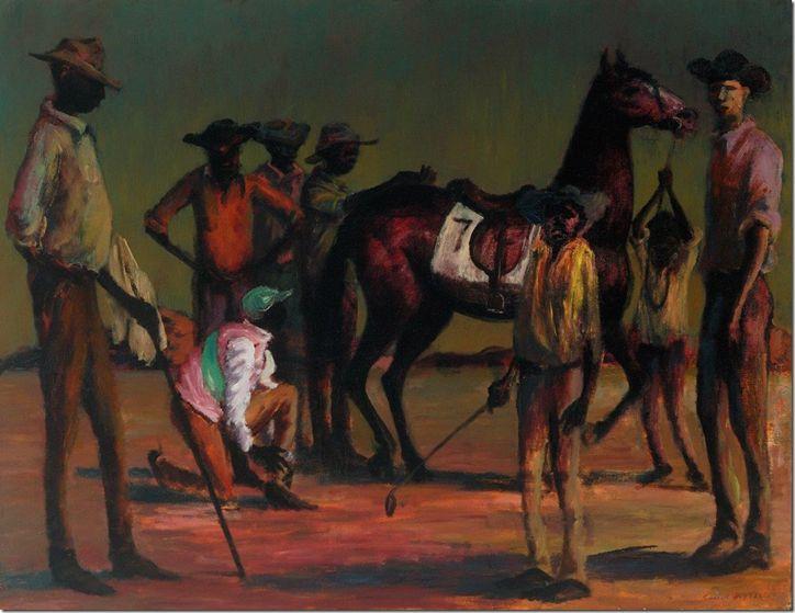 Russell Drysdale: Defining the modern Australian landscape