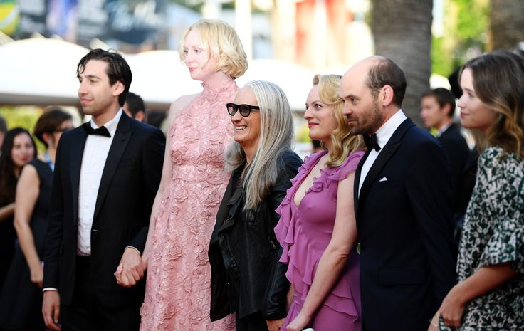 Ariel Kleiman, Gwendoline Christie, Jane Campion, Elisabeth Moss, David Dencik et Alice Englert - Top Of The Lake: China Girl