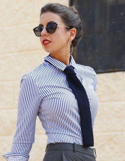 Cravatta da donna